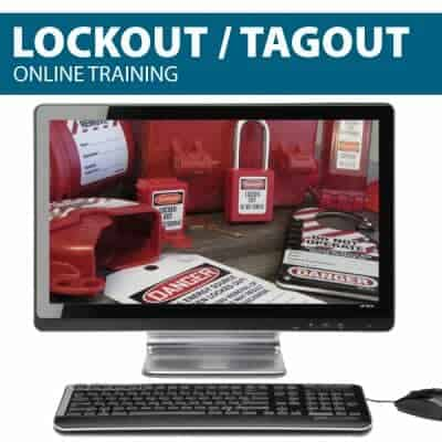 Lockout tagout training online