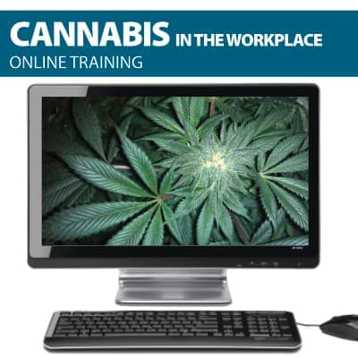 Online Cannabis in the workplace training