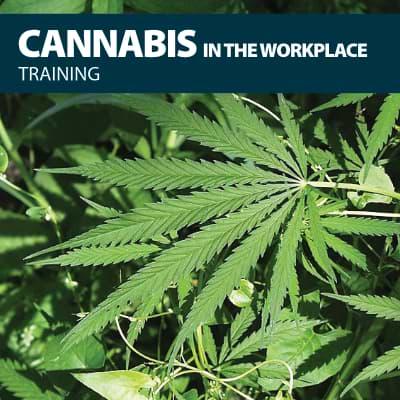 canada marijuana in the workplace training certification