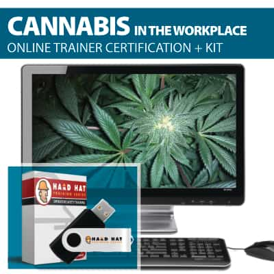Cannabis in the Workplace Trainer Certification Program