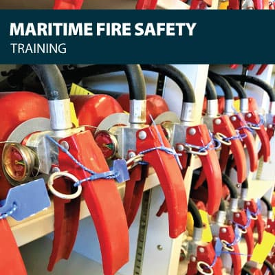 maritime fire safety training certification