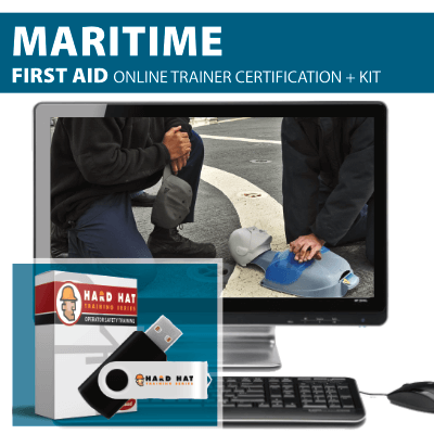 Maritime First Ai and CPR Train the Trainer Certification