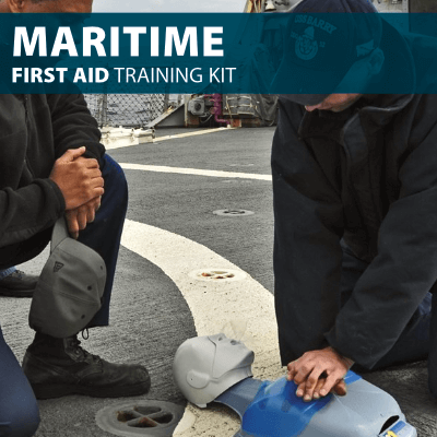 Maritime First Aid Training Kit