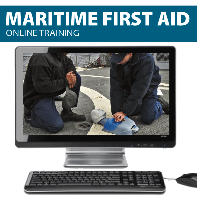 Maritime First Aid Online Training