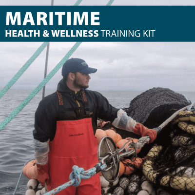 Maritime Health and Wellness Training Kit