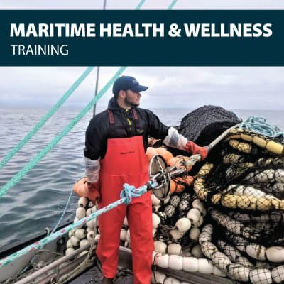 canada maritime health and welness training certification