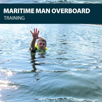 maritime man overboad training certification