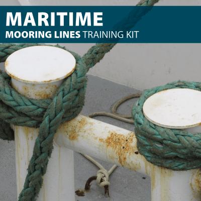 mooring lines training kit