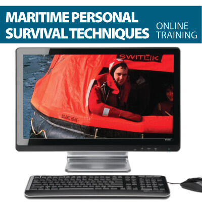 Personal Survival Techniques Online training