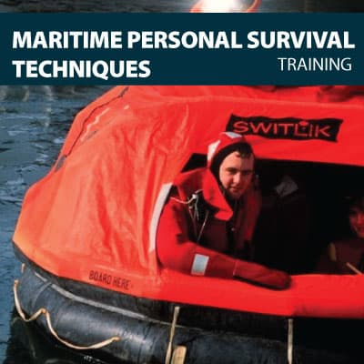 maritime personal survival techniques training certification