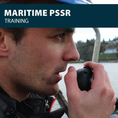 maritime pssr training certification