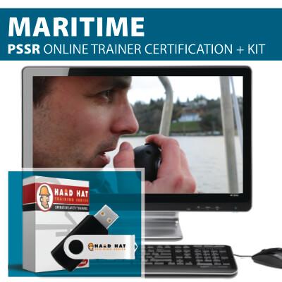 Maritime PSSR Trainer Certification