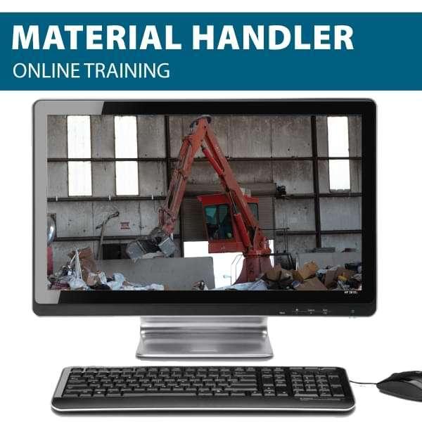 Online Material Handler Training