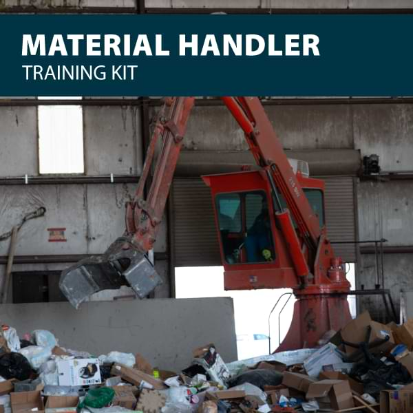 Scrap and Material Handler Training Kit Canada Compliant