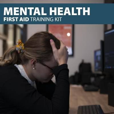 Mental Health First Aid Customizable Training Kit