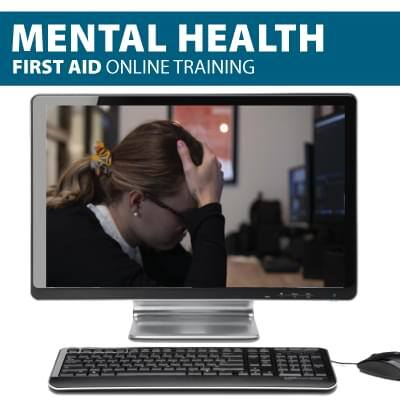 Mental Health First Aid Online Training