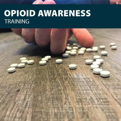 opioid awareness training certification