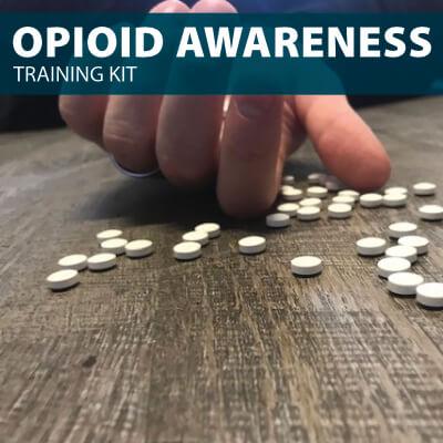 opioid awareness training kit