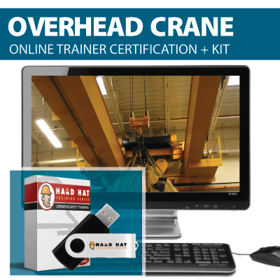 Overhead Crane Trainer Certification Program