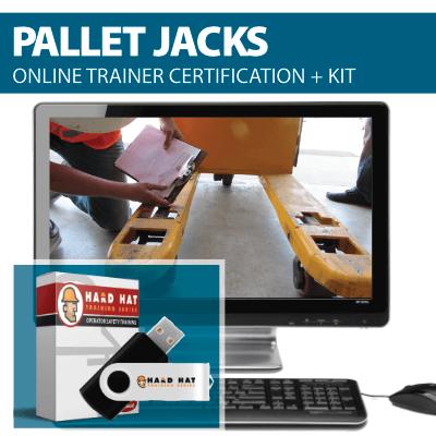 Pallet Jack Trainer Certification Program