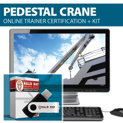 Pedestal Crane Trainer Certification Program