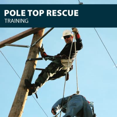 pole top rescue training certification