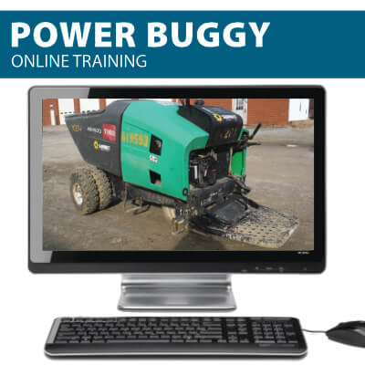 power buggy online training