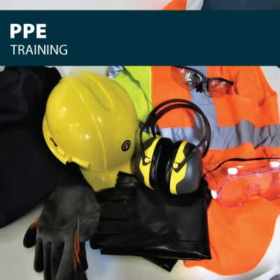 PPE safety training certification