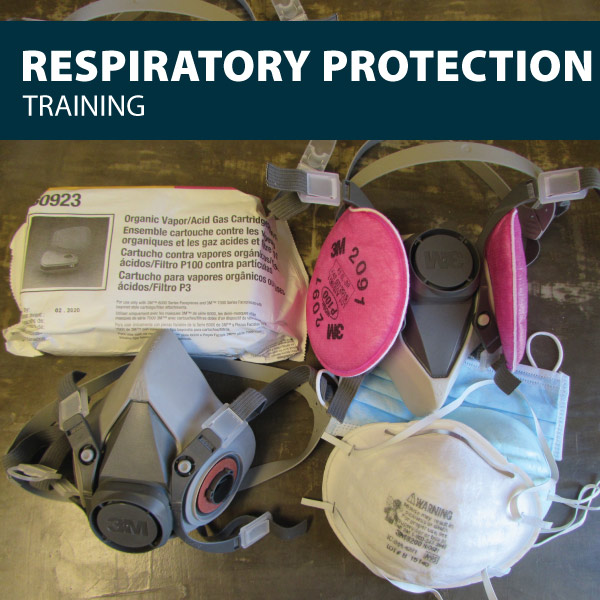 canada respiratory protection training certification