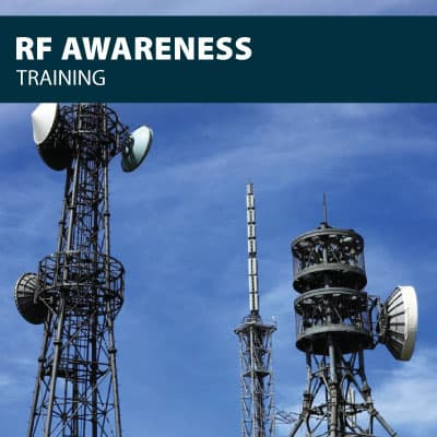 RF awareness safety training certification