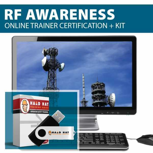 RF Awareness Train the Trainer Certification Canada Compliant