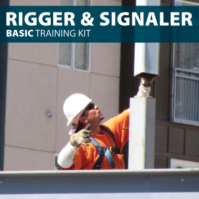 basic rigging and signaling training kit Canada compliant