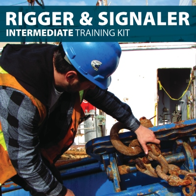 Intermediate Rigger and Signal Person Training Kit