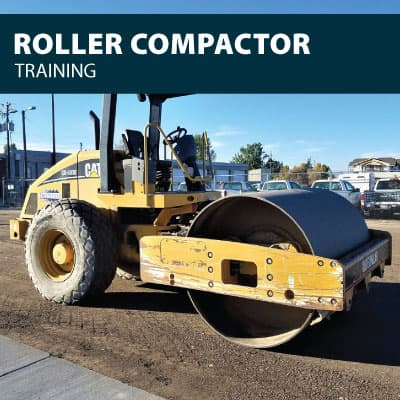roller compactor training certification