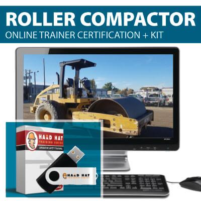 Roller Compactor Trainer Certification Program