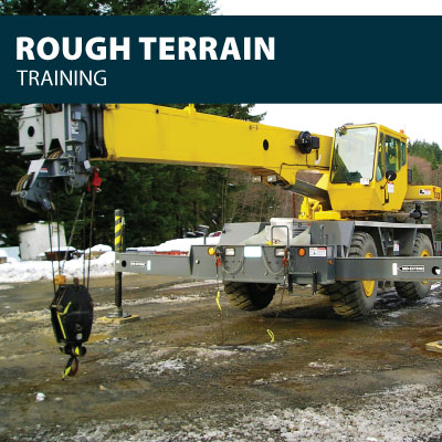 Rough Terrain training certification