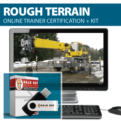Rough Terrain Crane Trainer Certification Program
