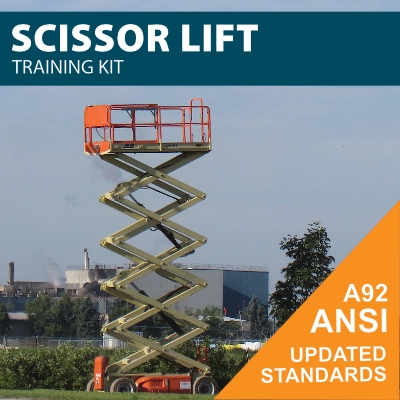 scissor lift training kit