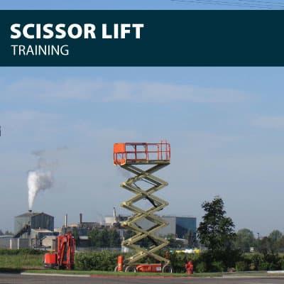 Scissor Lift Safety Training Options