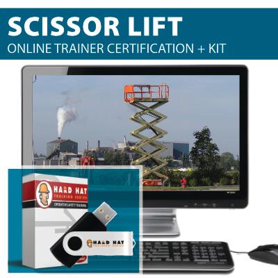 Scissor Lift Trainer Certification Program