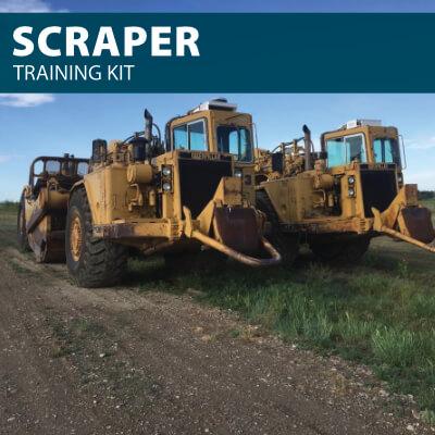 Canada Scraper Training Kit