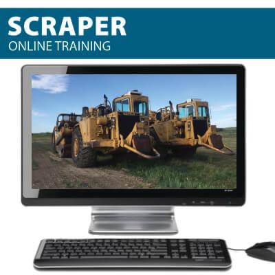 scraper online training