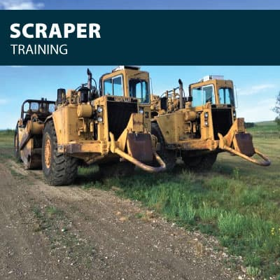 scraper training certification