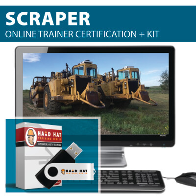 Scraper Trainer Certification Program