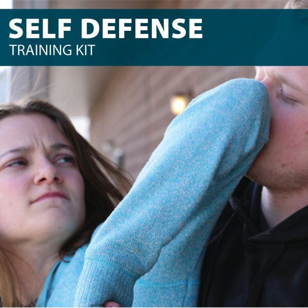 Self-Defense Training Kit for Canada from Hard Hat Training