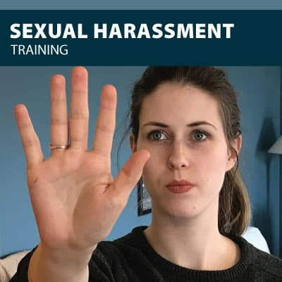 sexual harrassment training certification