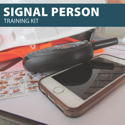 Signal Person training Kit Canada Compliant