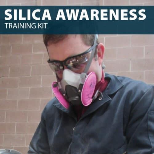 silica awareness training kit