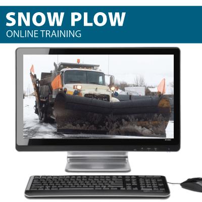 snow plow online training