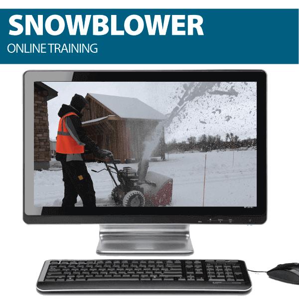 snowblower online training